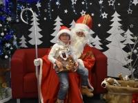 Mikołaj w przedszkolu w Ćwikowie 10