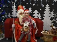 Mikołaj w przedszkolu w Ćwikowie 11