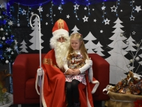 Mikołaj w przedszkolu w Ćwikowie 12