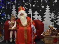 Mikołaj w przedszkolu w Ćwikowie 13