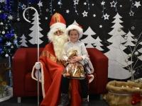Mikołaj w przedszkolu w Ćwikowie 14