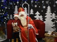 Mikołaj w przedszkolu w Ćwikowie 15