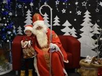 Mikołaj w przedszkolu w Ćwikowie 16