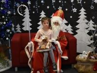Mikołaj w przedszkolu w Ćwikowie 17