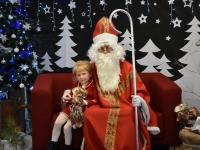 Mikołaj w przedszkolu w Ćwikowie 18