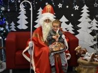 Mikołaj w przedszkolu w Ćwikowie 19