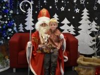 Mikołaj w przedszkolu w Ćwikowie 2