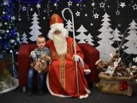 Mikołaj w przedszkolu w Ćwikowie 20