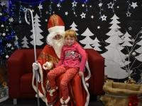 Mikołaj w przedszkolu w Ćwikowie 3