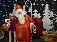Mikołaj w przedszkolu w Ćwikowie 4