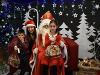 Mikołaj w przedszkolu w Ćwikowie 5