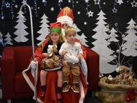 Mikołaj w przedszkolu w Ćwikowie 6