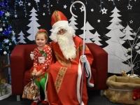 Mikołaj w przedszkolu w Ćwikowie 7