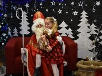Mikołaj w przedszkolu w Ćwikowie 8