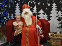 Mikołaj w przedszkolu w Ćwikowie 9