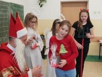 Św. Mikołaj w klasie 4c 5