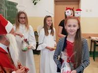 Św. Mikołaj w klasie 4c 6