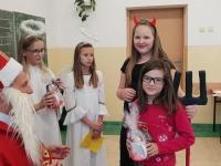Św. Mikołaj w klasie 4c 7
