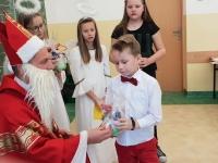 Św. Mikołaj w klasie 4c 9