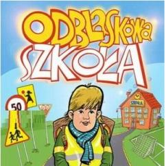 Znalezione obrazy dla zapytania: odblaskowa szkoła logo