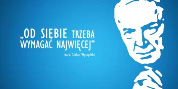 Zapraszamy uczniów do udziału w konkursie poświęconym kard. Stefanowi Wyszyńskiemu.