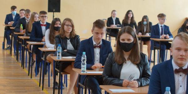 Egzamin dla ósmoklasistów zakończony