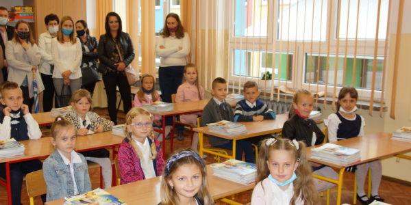 Początek roku szkolnego w naszej szkole