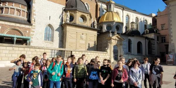 Ciekawa wycieczka do Krakowa
